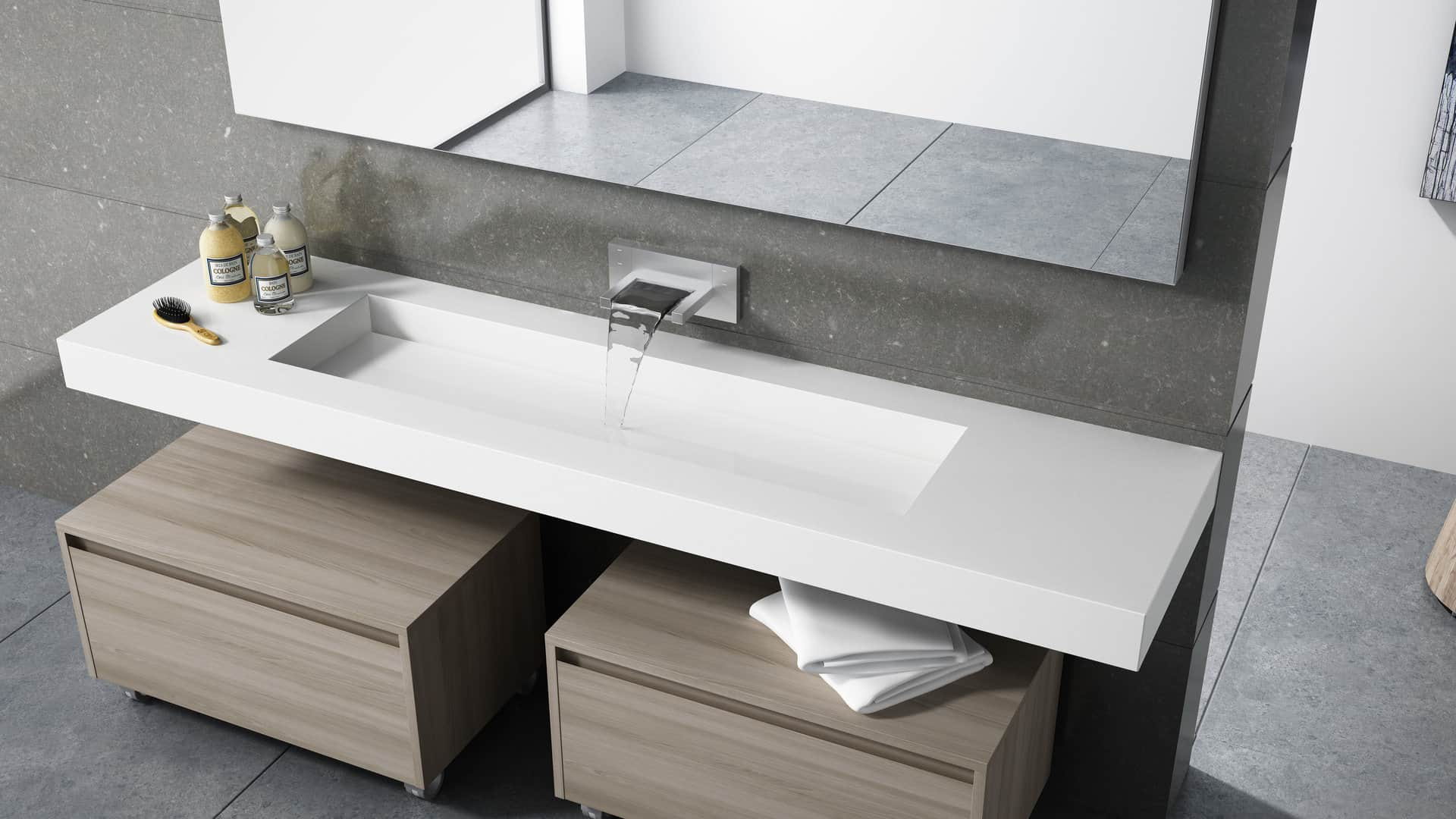 Dekton® Countertops for Bathrooms (3)