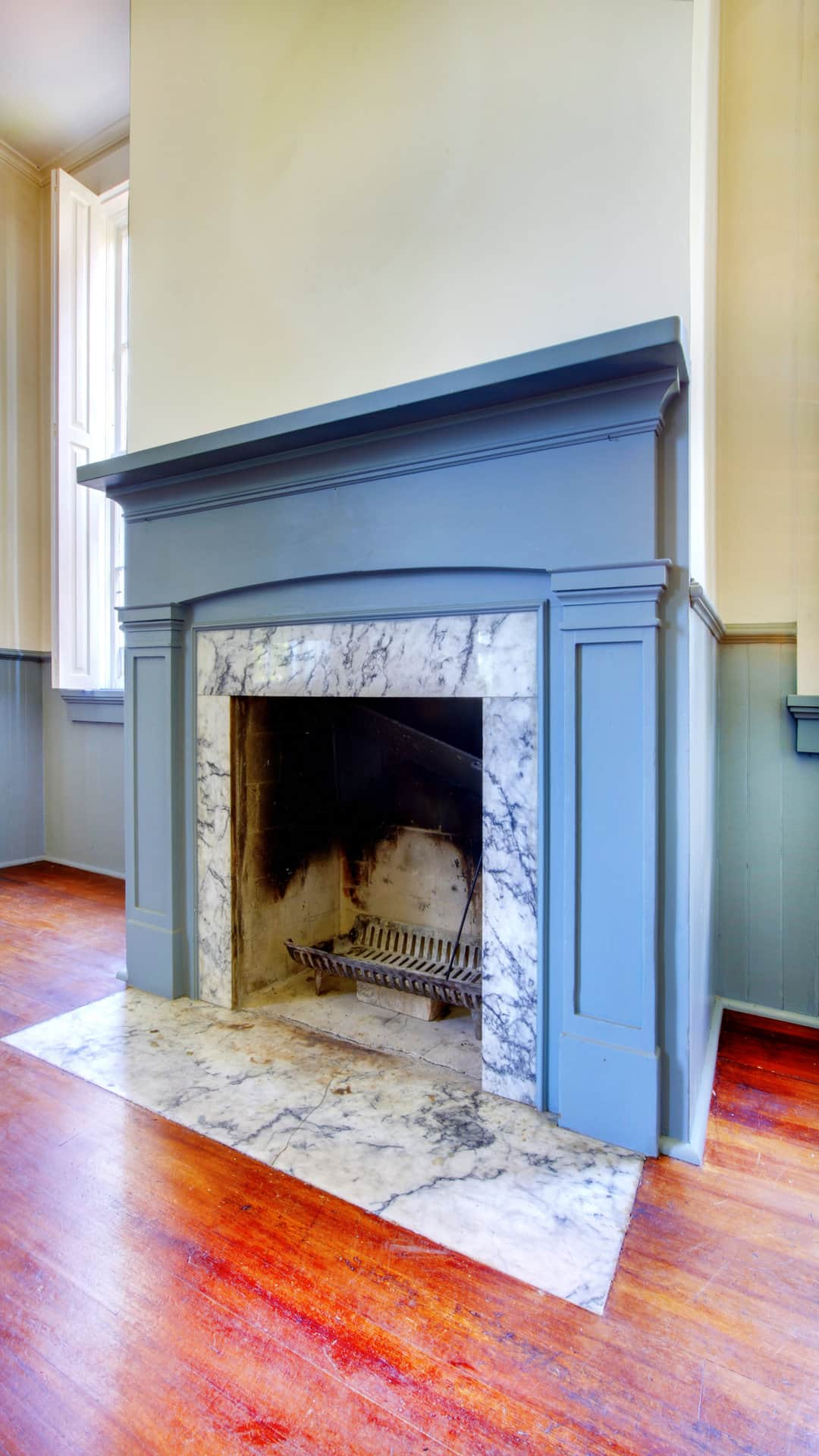 Marble Fireplaces (1)