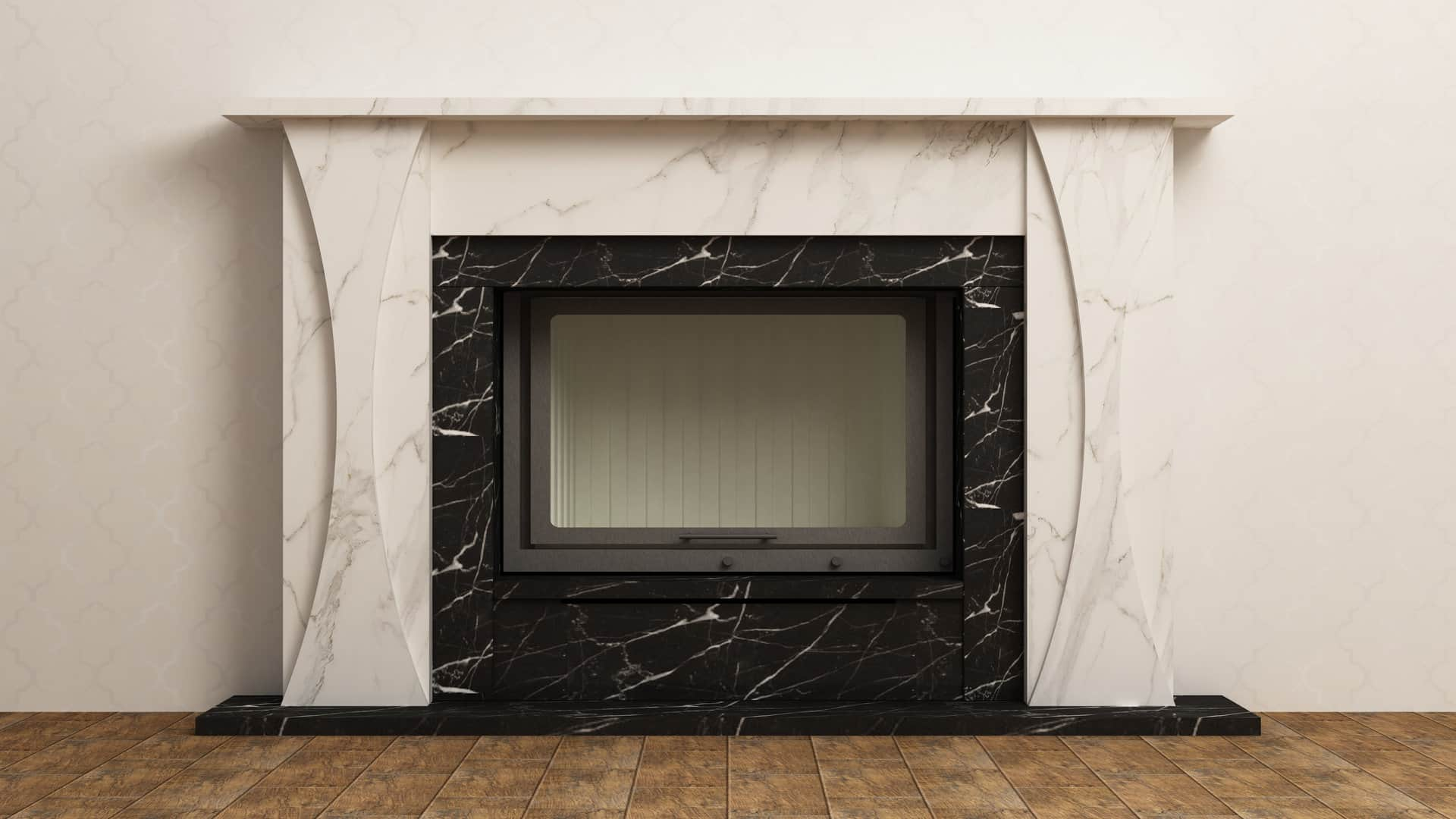 Marble Fireplaces (3)