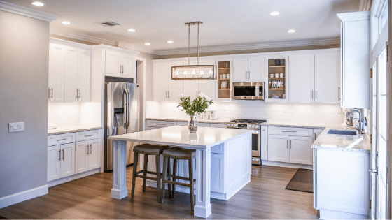 organizing your kitchen - TX housekeeper