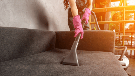 Vacuuming tips - Magnolia TX house cleaners