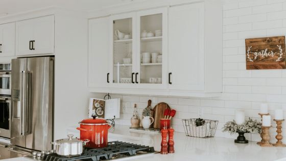 how to organize kitchen cabinets - Magnolia TX