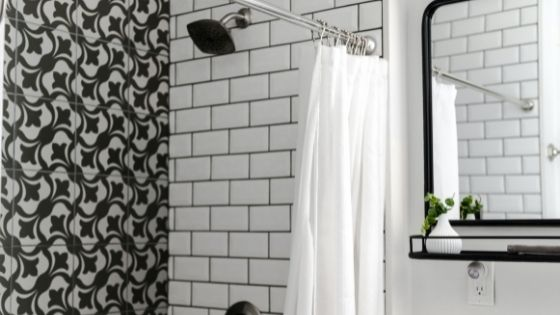 DIY Shower Curtain Cleaning Tips - Magnolia TX