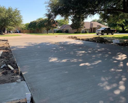 Concrete-contractor-forney-tx
