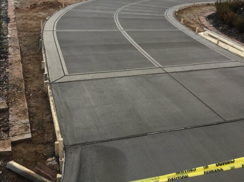 NEW-DRIVEWAY-INSTALLATION-FORNEY-TX