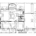 Altered floor plan