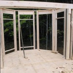 Home Inspection; Turret construction