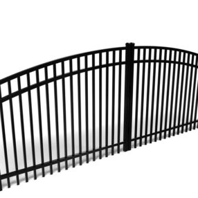 ARES DOUBLE DRIVEWAY GATE KIT