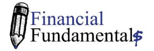 Finacial Fundamentals