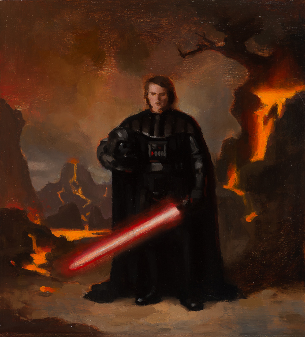 Anakin Skywalker - Copy