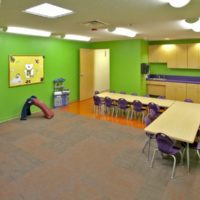 Vinyard Admin and Childrens Area 7