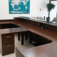 Yushiro reception desk 2