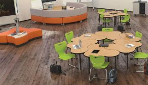 education furniture - student desks tables chairs