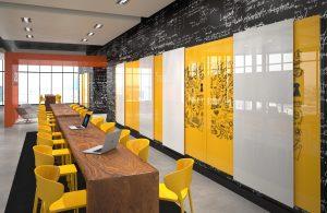 glassboards restaurant cafe