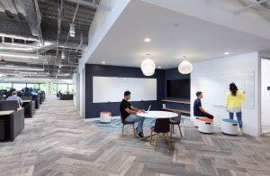 Office Collaboration Glassboards