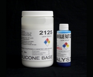 2125 Base w/ MM Blue Fast Catalyst