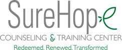 SureHope Counseling and Training Center Logo