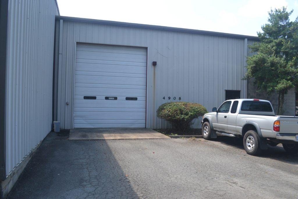12' x 14' Oversized Drive-In Door