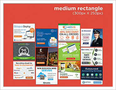 medium rectangle