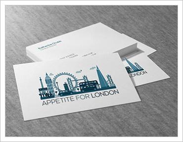 APPETITE FOR LONDON