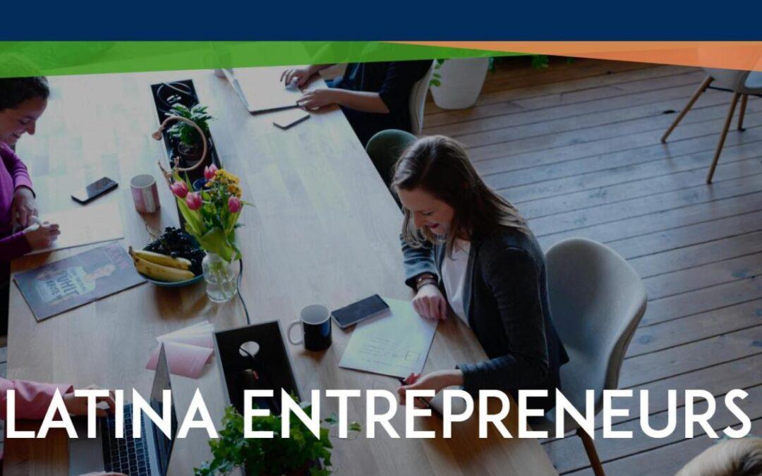 The Ford Driving Dreams Latina Entrepreneurs