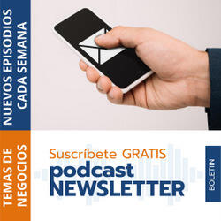podcast get in motion newsletter