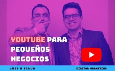 YouTube para pequeños negocios
