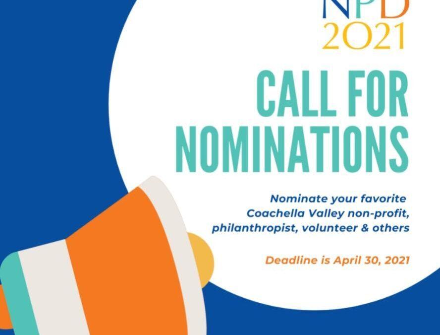 Ya puedes votar por tu NONPROFIT Favorita en el Valle de Coachella para NPD 2021