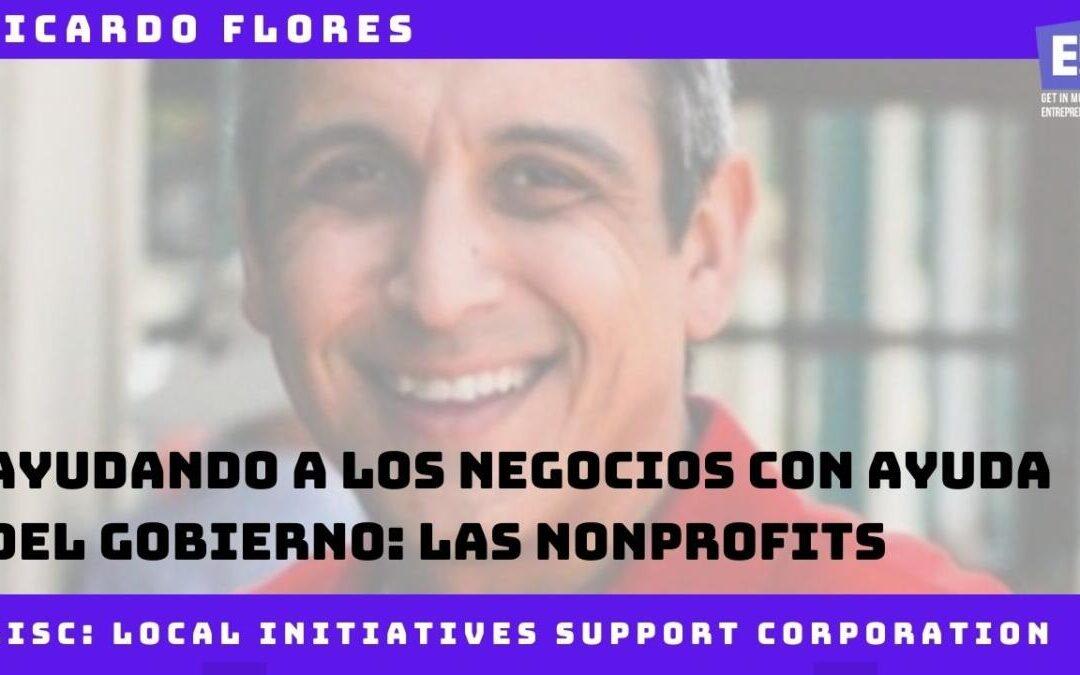 Ayudando a los negocios con ayuda del gobierno: Las nonprofits