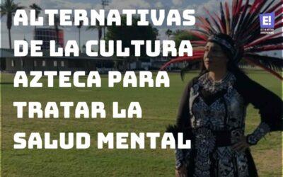 Danza Azteca para la Salud Mental