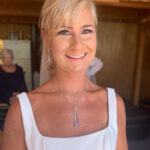 Tahoe Wedding Bride Hair and Makeup