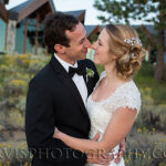 Bridal Hair, Updo Style for Lake Tahoe Wedding