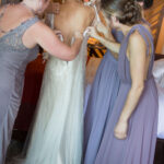 Lake Tahoe Bride and Bridal Party Hair and Makeup