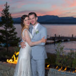 Lake Tahoe Wedding Ceremony Bridal Hair and Make-Up Service