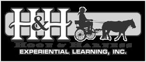 Hoof and Harness Logo