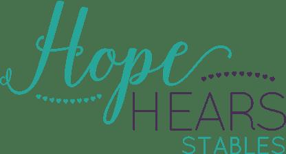 Hope Hears Stables Logo
