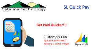 SL Quick Pay -- New Features