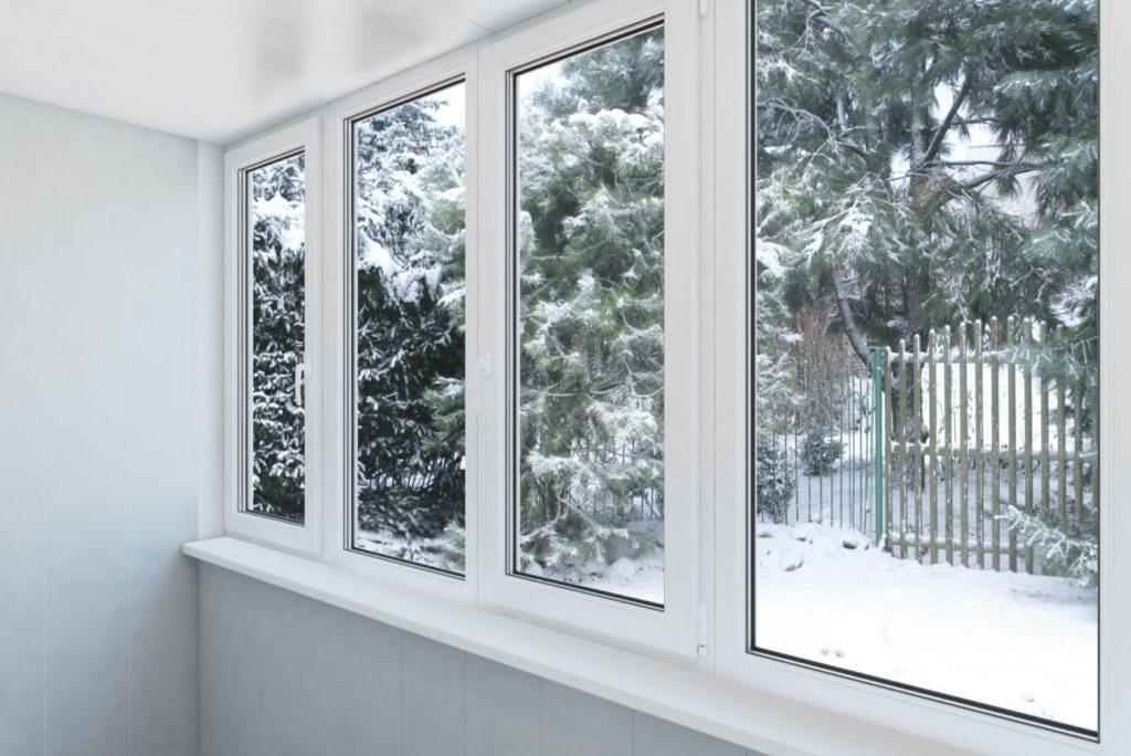 Energy Efficient Plexiglass Picture