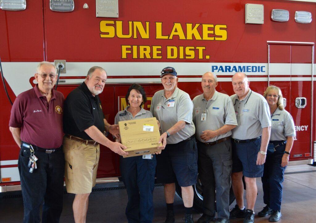 Presentation to Sun Lakes Fire District
