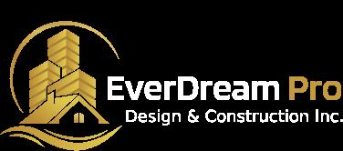 Everdream logo - construction services vancouver