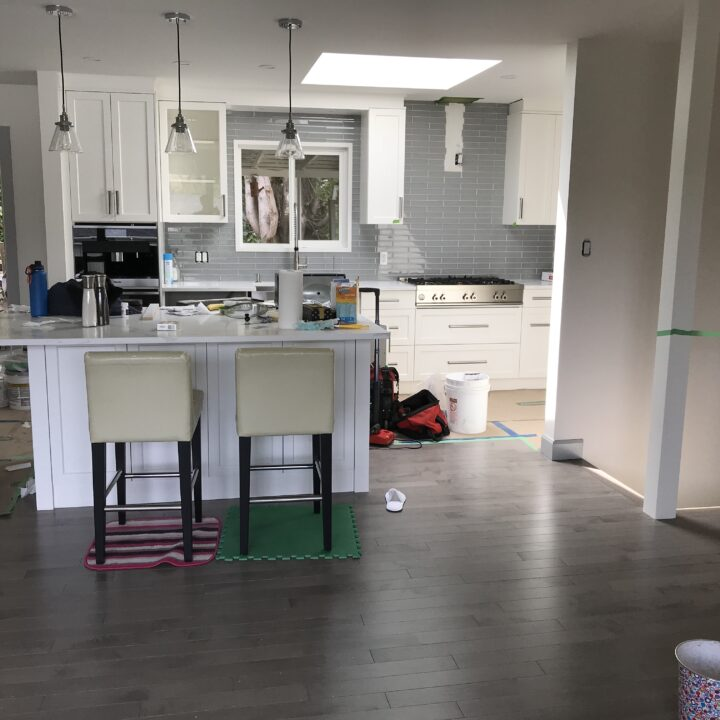 Kitchen Renovation Project - Residential
