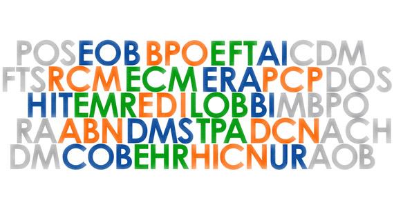 medical billing acronyms