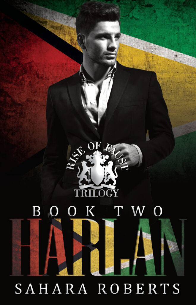 Book Cover for Harlan