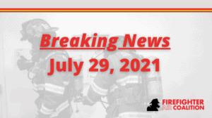 Breaking News July 29, 2021