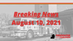 Breaking News August 10, 2021