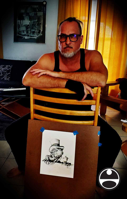 John Potter - Florida Illustrator