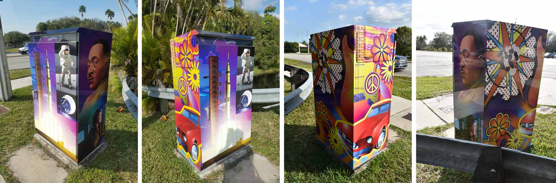 1960s street art