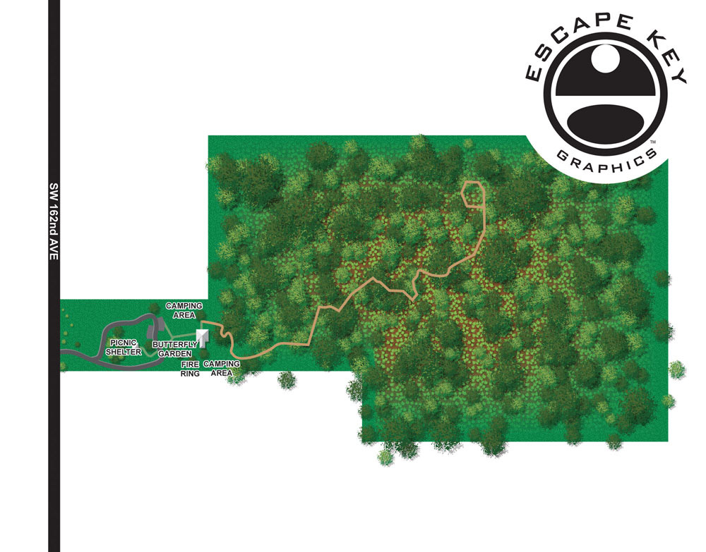 Hiking Trail maps