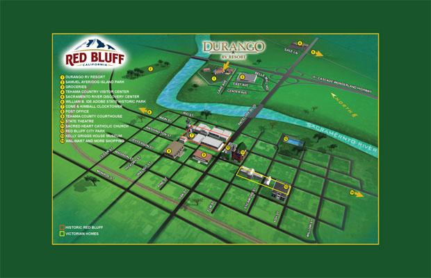 Red Bluff, CA