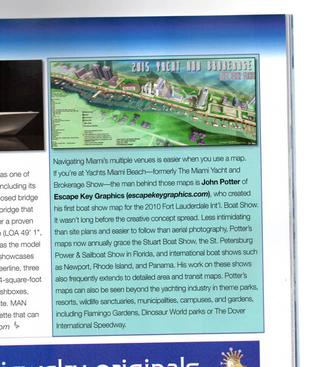 Southern Boating Magazine Article